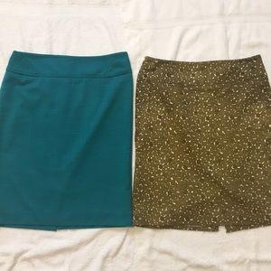Dresses & Skirts - 2 skirts $5 for both! Sz 2